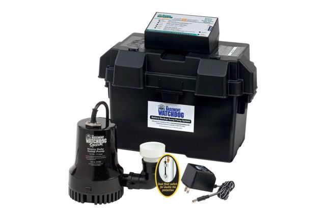 Best Backup Battery Sump Pump Reviews Good And Evo