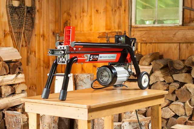 Best Electric Log Splitter Reviews Good And Evo